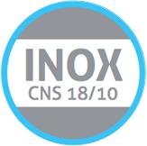 inox edelstahl 18 10