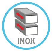 inox schublade